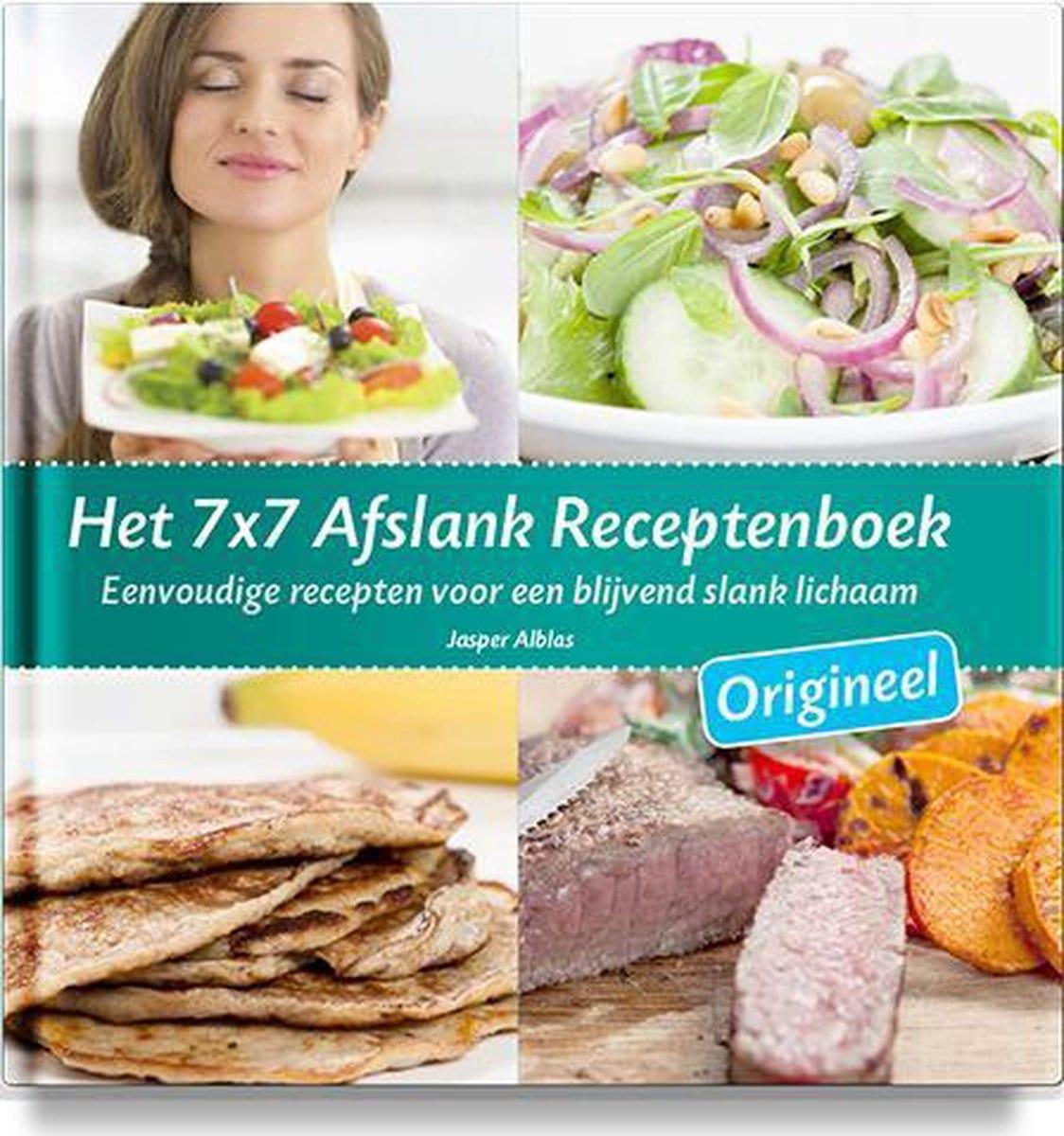 Het 7×7 Afslank Receptenboek