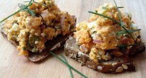 Zoete aardappel créme