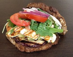 Sandwich met Fetakaas