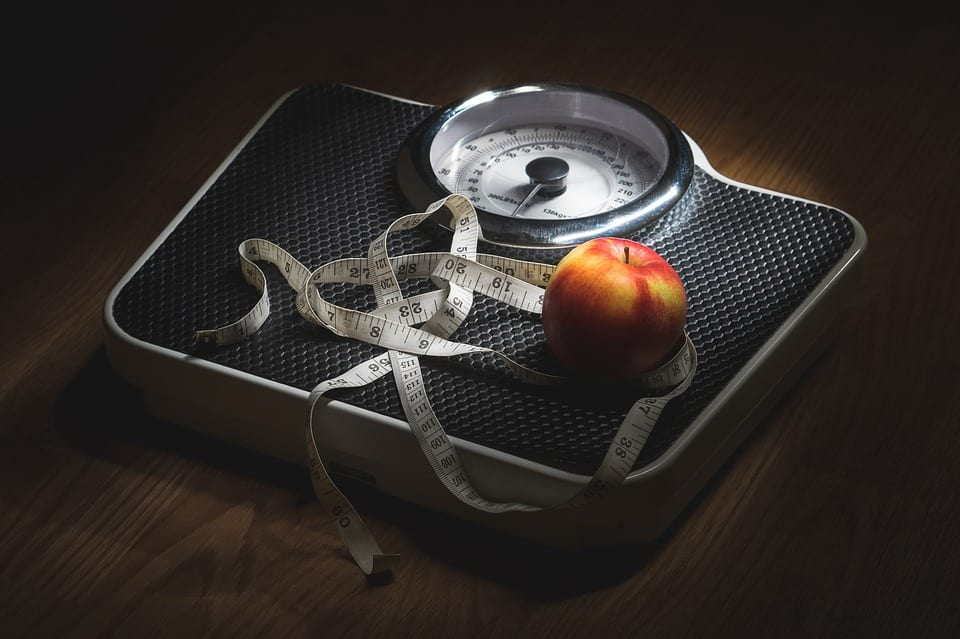 dieten als een soort van straf