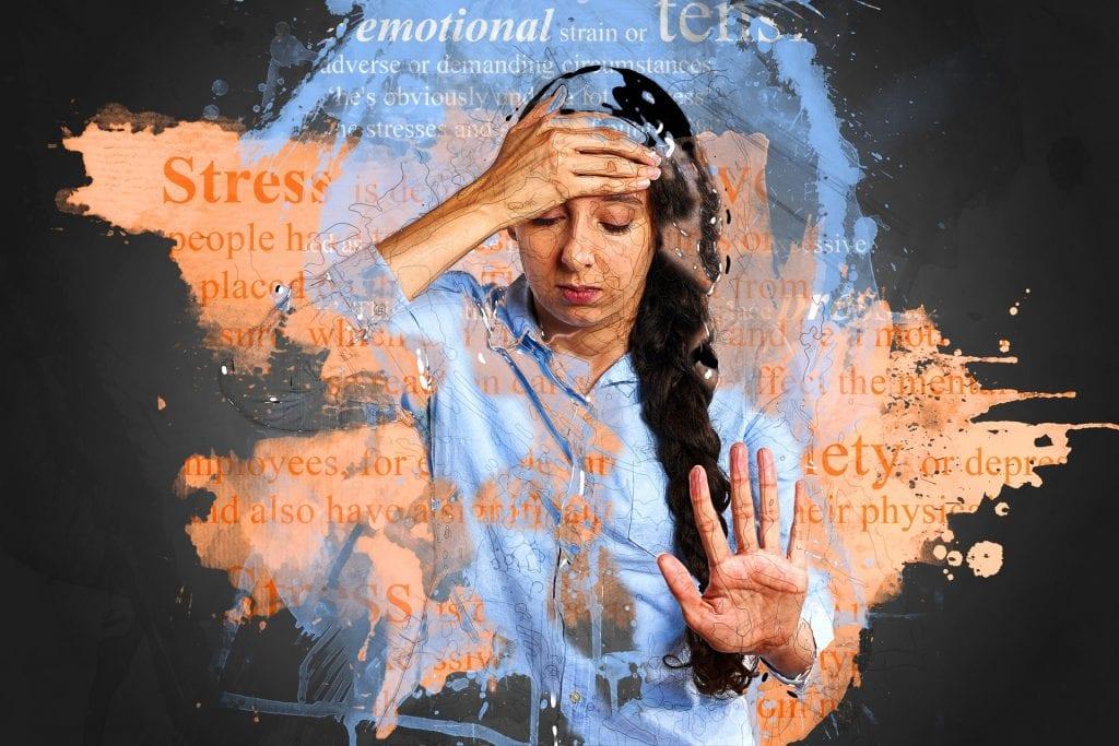 Omgaan met stress - tien tips, leer nee te zeggen