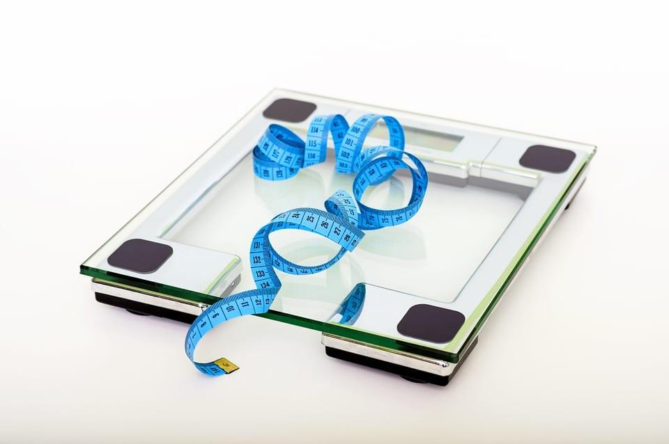 gewichtsverlies, afslanken