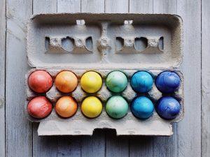 Eieren zijn een goede gezonde weldaad voor je lichaam
